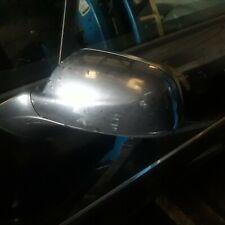 Peugeot 407 left door Wing mirror  2007  electric powerfold black