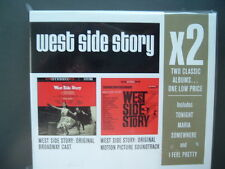 West Side Story, Two Classic Albums, Neuware, 2 CD Set, 2009