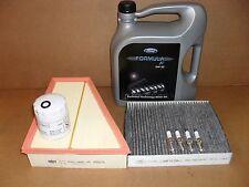 Original Inspektions-Kit Ford Mondeo S-MAX Galaxy 2,0 16V Benzin incl. 5Ltr 5W30