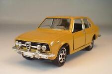 Mebetoys 1/43 Nr. A-76 Alfa Romeo Alfetta Limousine ocker #6760