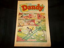 DANDY Comic Issue #1346 September 9th 1967 Korky and the Bare Apple Tree