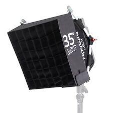 Aputure Easy EZ Box + Diffuser Softbox + Fabric Grid Kit for Amaran HR672 AL528