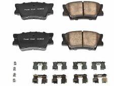 For 2009-2013 Toyota Matrix Disc Brake Pad and Hardware Kit Power Stop 94945ZT
