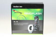GODOX ML-150 Ringblitz f. Nikon/Canon