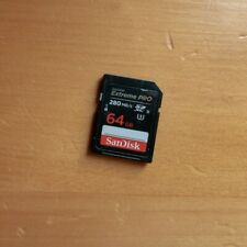 SanDisk Extreme PRO 64GB 1867x - SDXC UHS-II Card - SDSDXPB-064G-A46