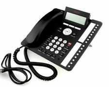 Avaya 1416 Digital Phone 700508194) (Black)Refurbished ,w stand,cord,handset
