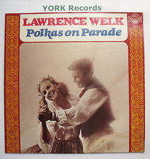 LAWRENCE WELK -  Polkas On Parade - Excellent Con LP Record Tradition TR 2111