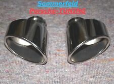 Porsche Carrera 993 4S Sport Endrohre Sport Exhaust Tail Pipe