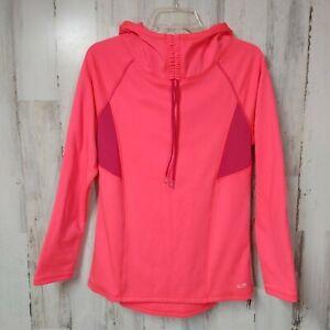 C9 Champion Women's Drawstring Hoodie Jacket Size Medium Pink