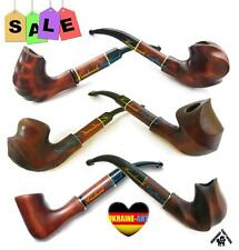 #1 Modern Pfeifen Pfeife Tabak Tobacco Smoking Pipe/Pipes Pipa + Geschenk!!!