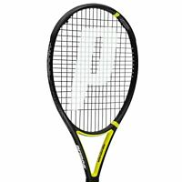 Prince Vapor Premier Tennis Racket Adult Black/Yellow Sports Racquet