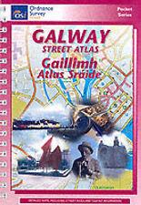 Very Good, Galway Street Atlas (Street Atlases), Ordnance Survey, Book