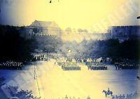 Platte Fotografische Negativ Gläser Parade Militär fin19ème (6) Schau General