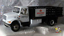 FIRST GEAR International 4900 Series Springfield Plant StakeTruck 59-0101 1/54