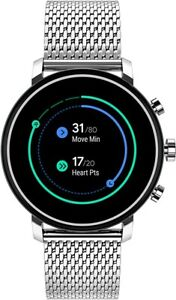 Movado Connect 2 Powered w Wear OS by Google Stainless Steel Smartwatch 3660032
