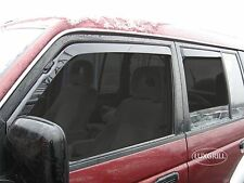 SHOGUN 1992-93 OFFSIDE DRIVER REAR DOOR QUARTER WINDOW GLASS MITSUBISHI PAJERO