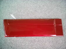 2008-2011 Nissan Xterra Right Rear Door Moulding Molding - Red  OEM Factory