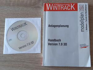 Wintrack 7.0 Originalversion CD mit Handbuch