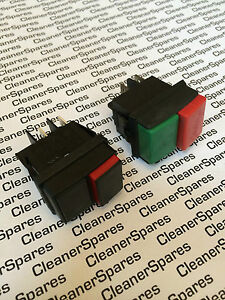 LAVOR / EDGE Hot Pressure Washer Replacement Main ON / OFF Switch 16A 250VAC