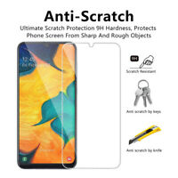 KE_ Tempered Glass Screen Protective Film Cover For Samsung Galaxy A10 A90 M10