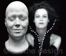 Sigourney Weaver Life Mask: Avatar, Alien, Ghostbusters, Ellen Ripley.