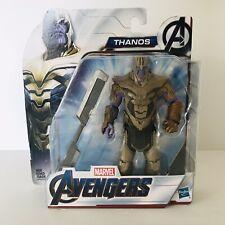 """Thanos Marvel Avengers Endgame 6"""" Action Figure"""
