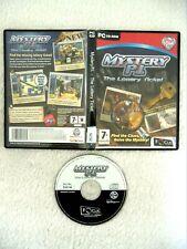 16802-MYSTERY P.I.. Le billet de loterie-PC (2007) Windows Vista ESS748/D