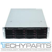 Supermicro CSE-836BE16-R920B 3U Server Chassis 2x 920W 3.5 16Bay BPN-SAS2-836EL1