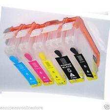 Cartuchos de tinta compatibles de inyección de tinta para impresora Canon