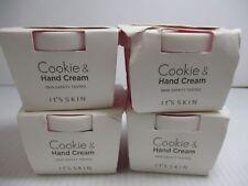 4 It'S Skin Cookie & Hand Cream Strawberry 2.70 Oz Each Jl 7493