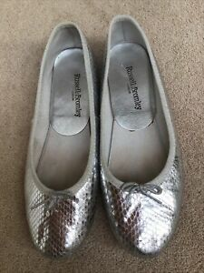 Russell and Bromley Ballet Flats Size 39