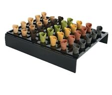 More details for acrylic canape cone holder tray - party, wedding, christmas!