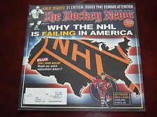 The Hockey News November 2  2004  Why The NHL Is Failing In America