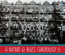 1938-1939 Rhythm & Blues Chronology