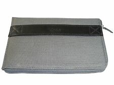 """8.5"""" Amazon Kindle Zippered Pouch Case - Grey"""