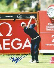 GARY STAL signed 8x10 PGA photo with COA