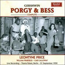 George Gershwin: Porgy & Bess (CD, Jun-2008, 2 Discs, Guild Historical) NEW