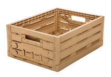 1 Stk Apfelkisten Obstkiste Gemüsekiste Holzdesign 400x300x165mm Gastlando