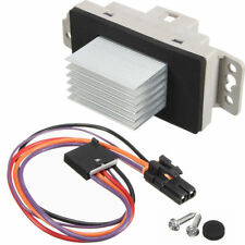 A/C Blower Motor Resistor For AVALANCHE SILVERADO SSR SUBURBAN TAHOE TRAILBLAZER