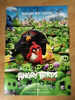 Filmposter * Kinoplakat * A1 * Angry Birds * 2016