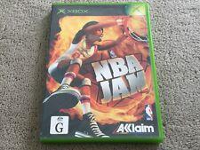 NBA Jam 2004 (Microsoft XBOX) Complete Basketball Sports Basket Ball