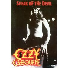 DVD Ozzy Osbourne speak of the devil