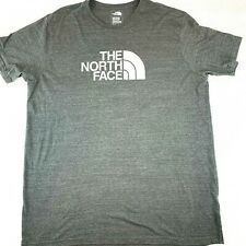 The North Face Men's Short Sleeve T-Shirt~Slim Fit~Size XXL~Grey~EUC