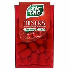 Tic Tac Mixers Cherry Cola: 24 x 18g Packs