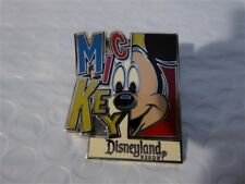 Disney Trading Pins 43980 DLR - Colorful Character (Mickey Mouse)