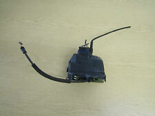 RENAULT MEGANE SCENIC O / S / R Driver Side Rear door lock Catch ATTUATORE 119332