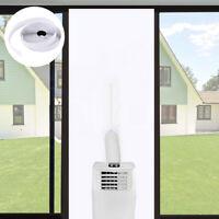 Déflecteur fenêtre sas 4M pr climatiseurs mobiles dessiccateurs air échappement