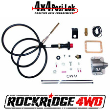 "4x4 Posi-Lok Dana 30 CAD Axle Engagement Kit Jeep XJ MJ Wrangler YJ w/ 3-6"" lift"