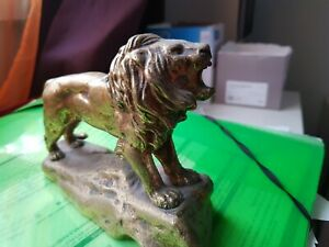 Bronze animalier signé