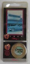 """Disney Coin D.S The Disney Studio Moves To Burbank """"1940"""" Coin [#32]"""